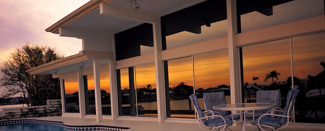 mirror window film, 3M one-way glass film,