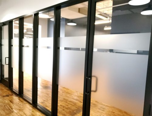 Frosted Window Film Benefits