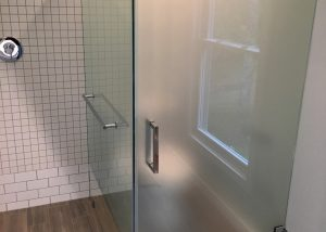 Decorative window Films Residential Bathroom
